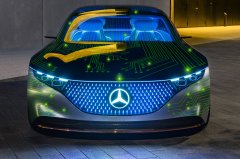 奔驰与英伟达合作打造自动驾驶系统 新平台基
