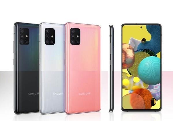 三星Galaxy A51 5G版