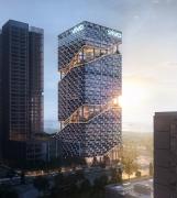 vivo深圳新总部工程对公众亮相 预计将有约600
