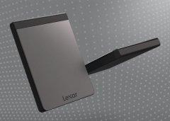 Lexar推出全新SL200便携式SSD 重量为40.6g