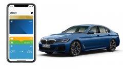 宝马为Connected App新增支持CarKey功能 适用