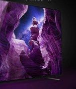 索尼4K HDR智能OLED电视A8H系列开售 增加明锐