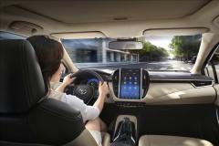 新款丰田卡罗拉将7月上市 将采用全新车机系统