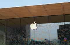 苹果三里屯新店今日正式开业 采用最新零售店