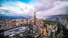 深圳:8月实现5G网络全市覆盖 固定宽带人口普