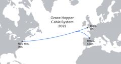 谷歌正建第四条私人海底电缆 并与西班牙电信