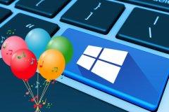 微软Windows 10系统正式发布5周年