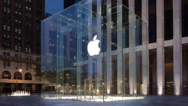 苹果发布第三财季报告:总营收597亿美元 创新纪录