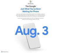 谷歌暗示pixel 4a手机将于8月3日正式发布