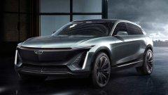 凯迪拉克首款纯电动汽车Lyriq8月7日发布 运用