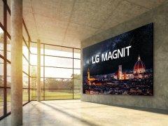 LG推出163英寸4K MicroLED电视:采用黑色涂层