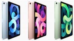 苹果发布新款iPad Air:首发A14仿生芯片 采用