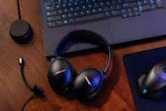 Bose Quiet Comfort 35 II游戏耳机发布:支持