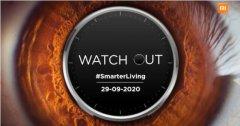 小米新手表将于9月29日印度发布:采用圆形表
