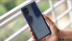 三星M51印度开售:配备7000mAh电池 支持25W快