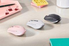 罗技发布MX Anywhere 3便携办公鼠标:续航可到70天 拥有三种配色