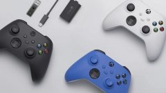 微软Xbox系列今晚9点开启预订 新增Shock Blue版本无线手柄