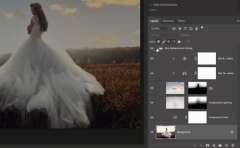 Photoshop增加AI新功能 可更容易替换图片中天空