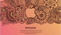 苹果今日正式在印度推出在线商店 可供顾客在
