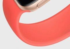 Apple Watch新单圈表带可能会随着时间推移而