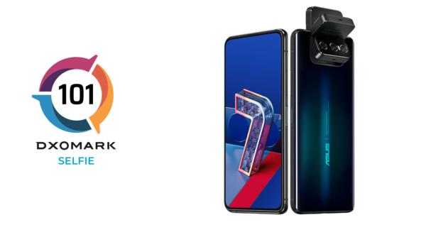 DxO Mark公布华硕ZenFone 7 Pro自拍得分:全球第二